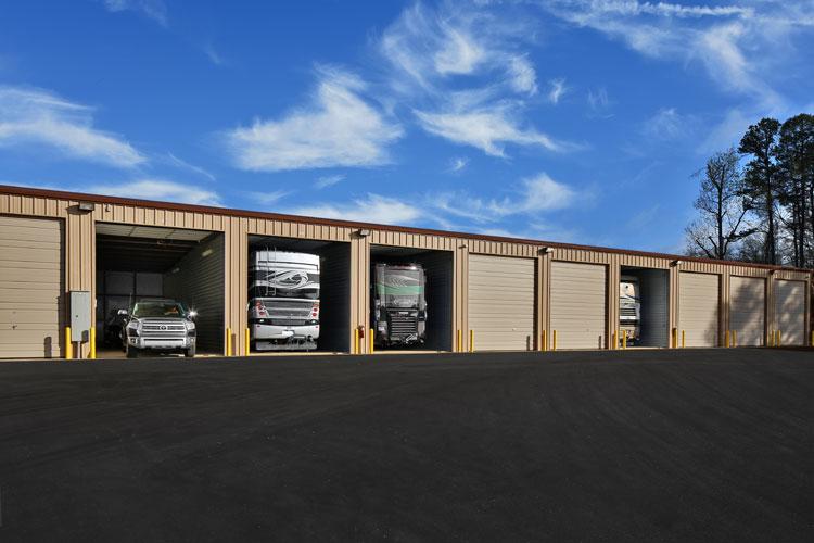 indoor storage facilities a class rv boat storage